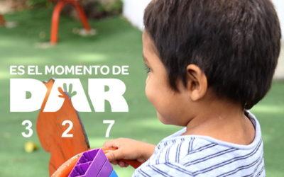Conexión Social Digitel y Venezuela Sin Límites invitan a DAR a Hogar Bambi