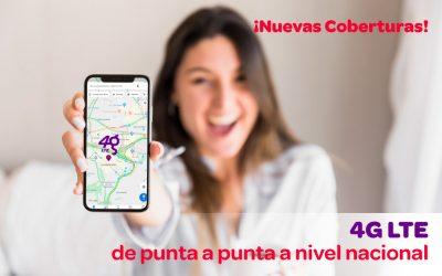 Digitel extiende su cobertura 4G LTE en Caracas Sur Este