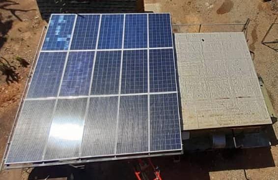 Digitel energia paneles solares Cuyagua